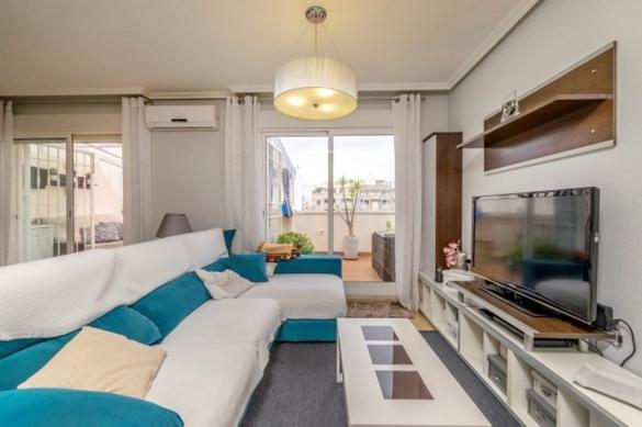 Penthouse in Torrevieja, продажа