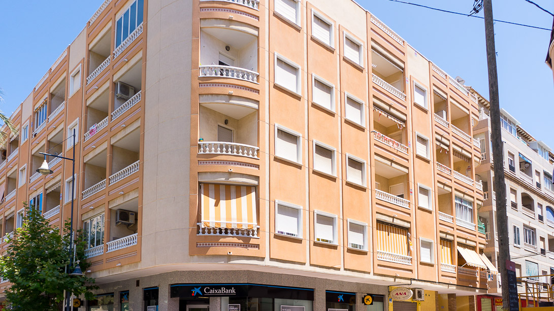 Apartments in Torrevieja,
