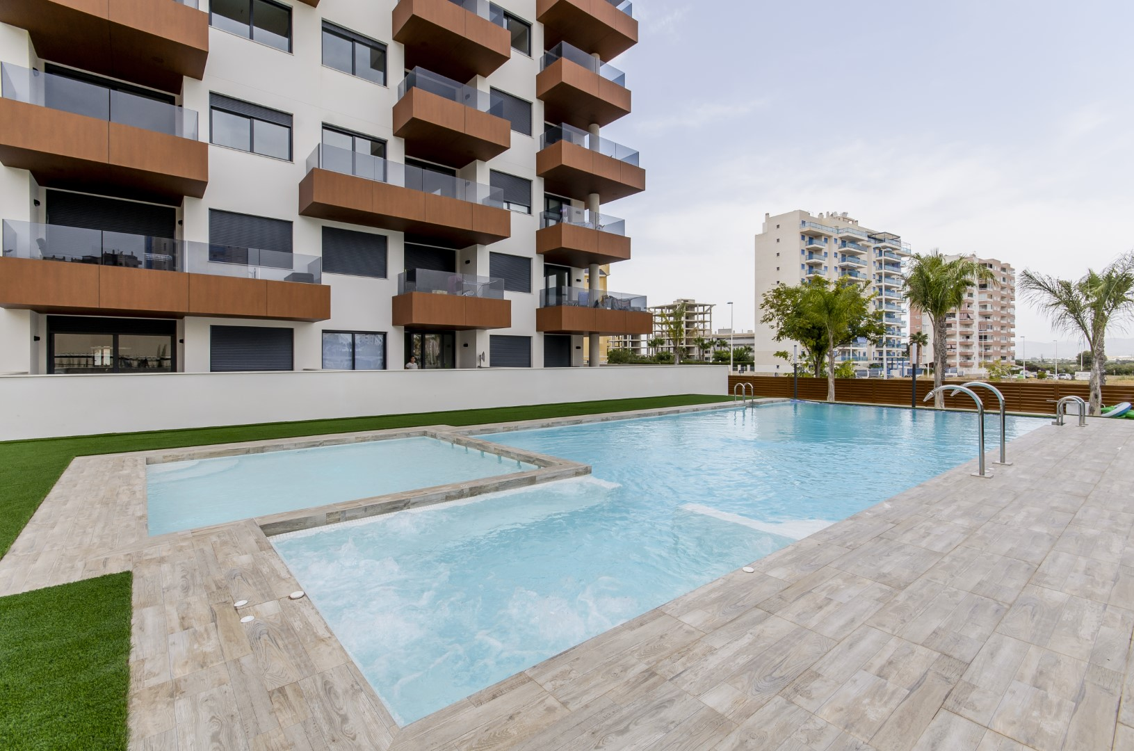 Apartments in Guardamar del Segura,